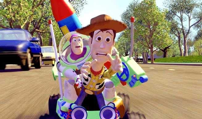 2/7 - Toy Story 3. La grande fuga