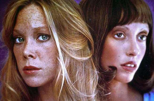 Shelley Duvall, Sissy Spacek
