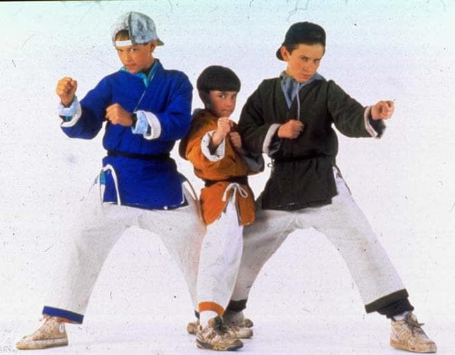 1/3 - 3 ragazzi ninja