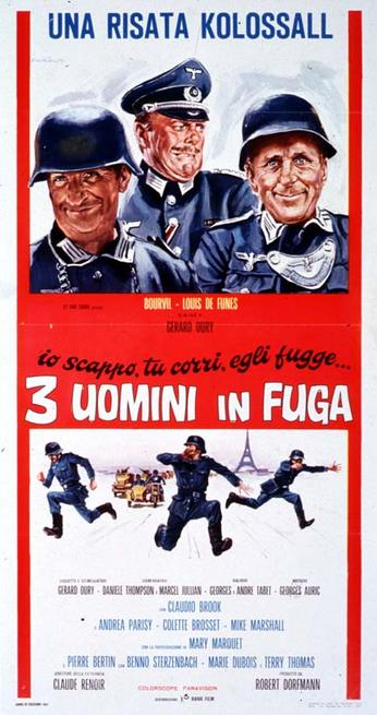 Tre uomini in fuga (1966) | FilmTV.it