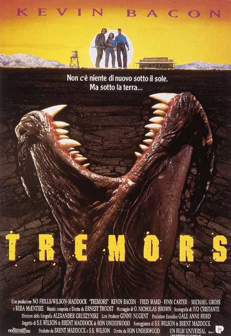 1/4 - Tremors