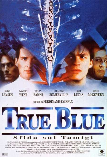 true blue sfida sul tamigi 1996 filmtvit