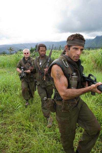Jack Black, Brandon T. Jackson, Ben Stiller
