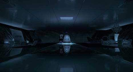 Tron Legacy: Olivia Wilde, Jeff Bridges