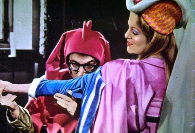 Woody Allen, Lynn Redgrave