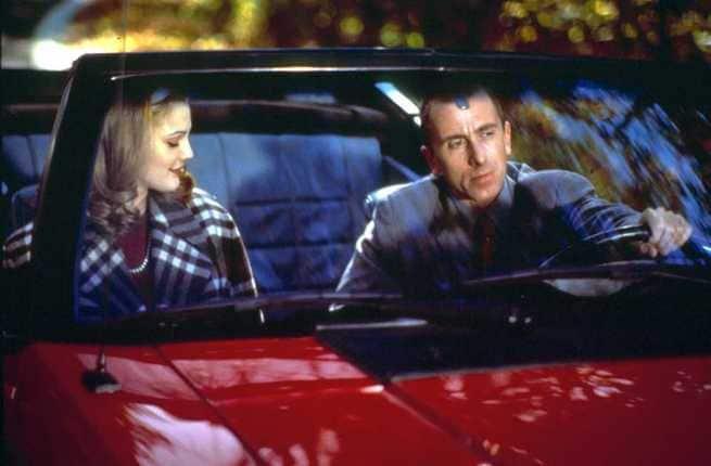 Tim Roth, Drew Barrymore