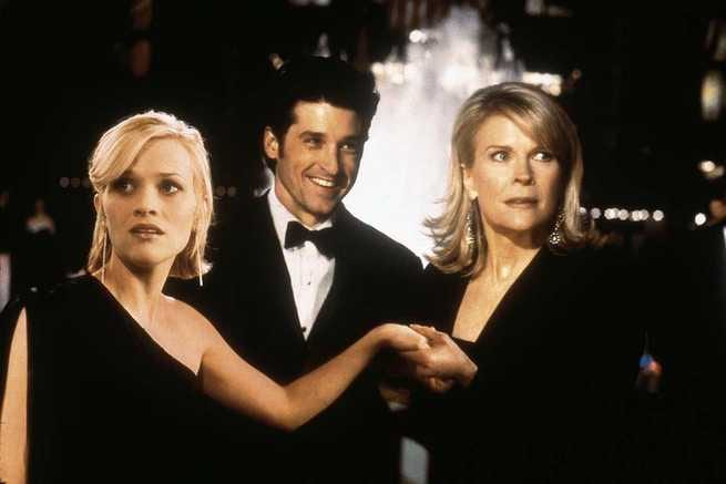 Reese Witherspoon, Patrick Dempsey, Candice Bergen
