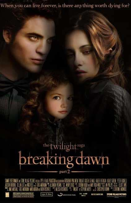 0/7 - The Twilight Saga: Breaking Dawn. Parte 2