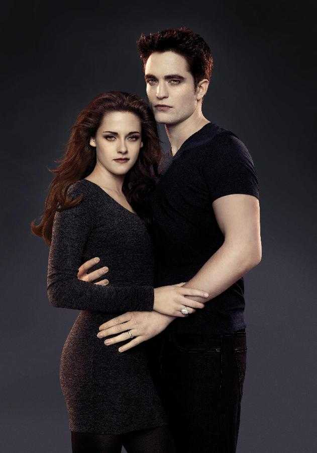 The Twilight Saga: Breaking Dawn. Parte 2: Kristen Stewart, Robert Pattinson