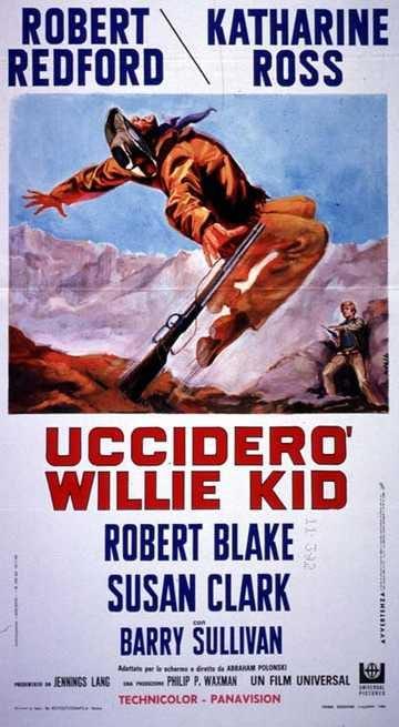 Risultati immagini per Ucciderò Willie Kid