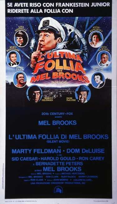 0/4 - L'ultima follia di Mel Brooks