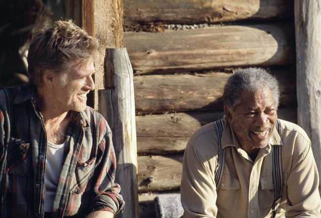 Robert Redford, Morgan Freeman