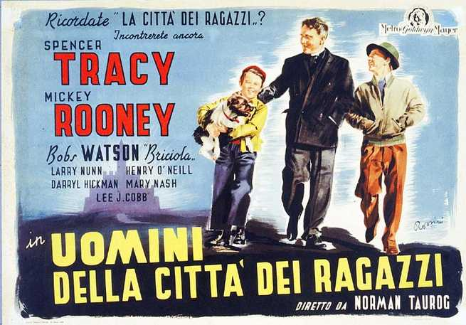 Risultati immagini per gli uomini della città dei ragazzi film 1941