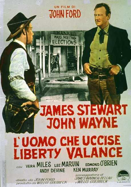 1/3 - L'uomo che uccise Liberty Valance