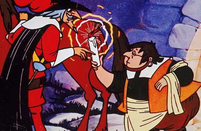 1/0 - Viva D'Artagnan