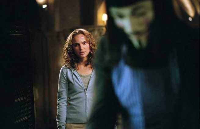 Natalie Portman, Hugo Weaving