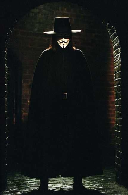 2/7 - V per Vendetta