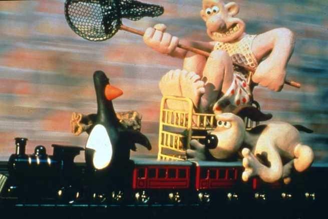 1/2 - Wallace & Gromit ed altre storie