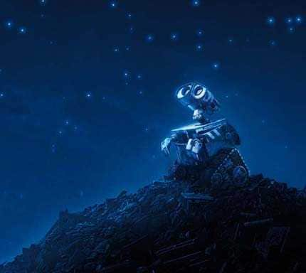 1/7 - WALL-E