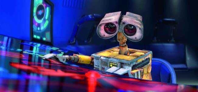 2/7 - WALL-E