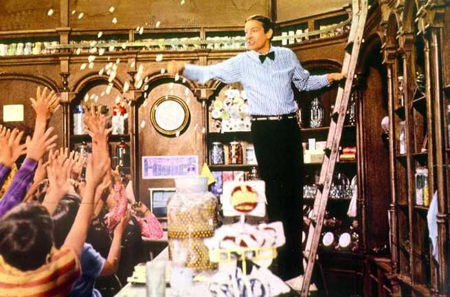 1/2 - Willy Wonka e la fabbrica di cioccolato