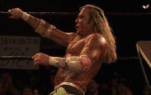 1/7 - The Wrestler