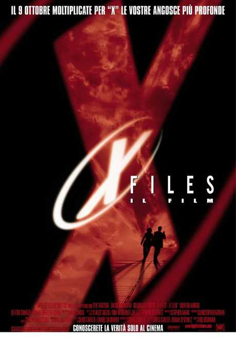 0/7 - X Files. Il film