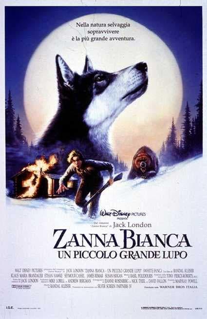 1/5 - Zanna Bianca, un piccolo grande lupo