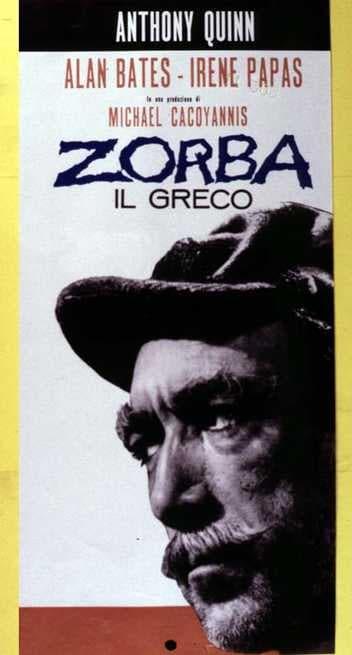Zorba Il Greco (1964)