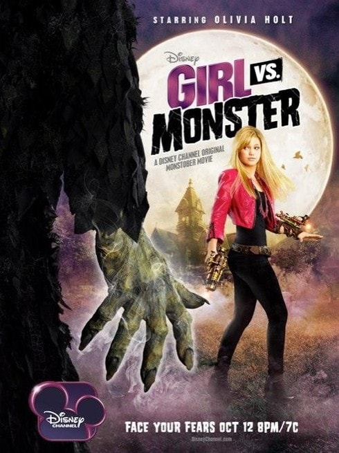 0/0 - Girl Vs. Monster