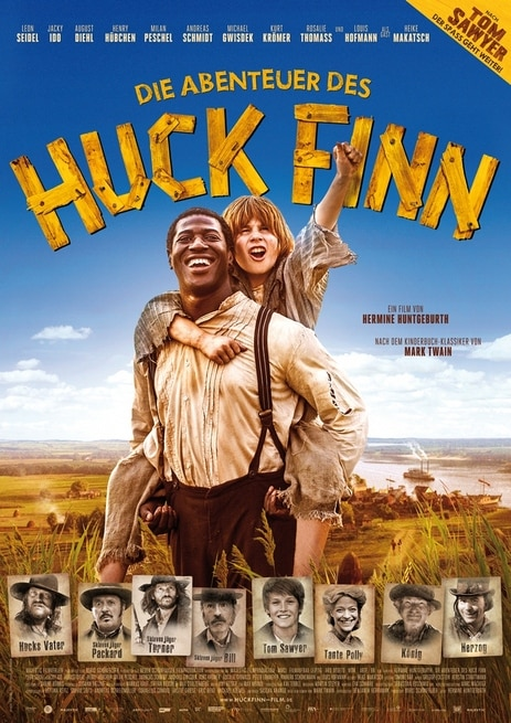 Le avventure di huckleberry finn filmtv
