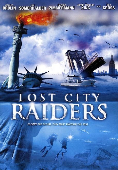 Risultati immagini per i predatoridella città perduta film 2008 locandina