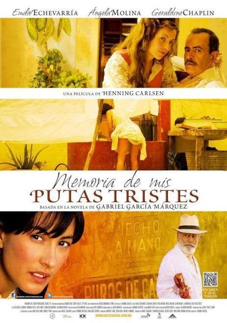 Memoria Delle Mie Puttane Tristi (2011-SubITA)