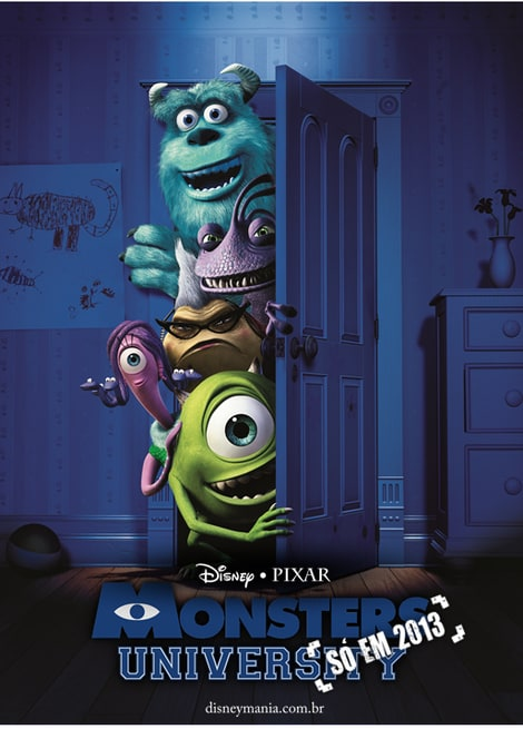 0/7 - Monsters University