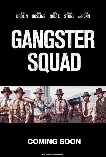 1/7 - Gangster Squad