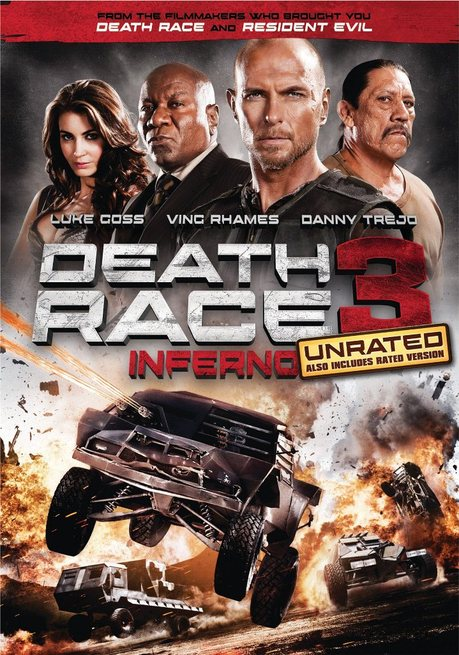 0/7 - Death Race 3: Inferno