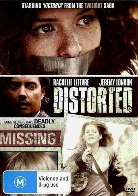 Cover Dvd edizione australiana