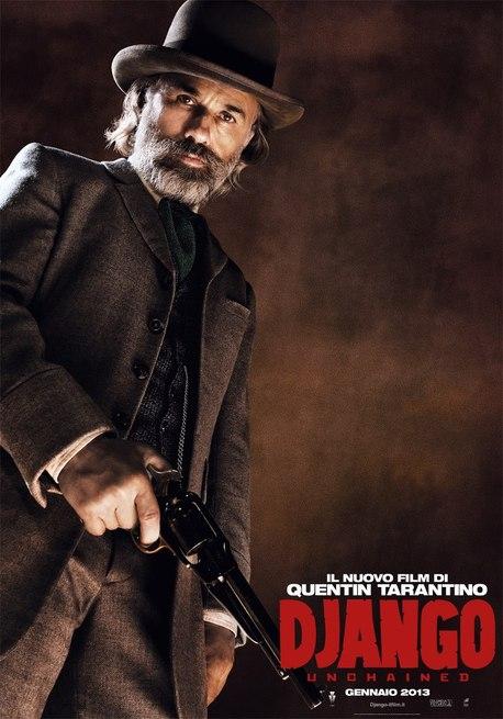 1/7 - Django Unchained