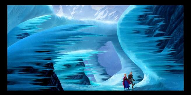 1/0 - Frozen - Il regno di ghiaccio