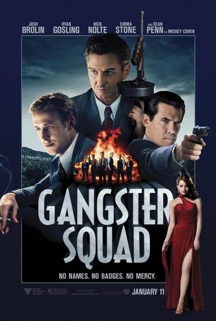 2/7 - Gangster Squad