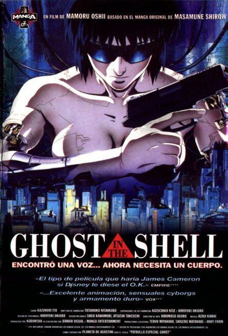 Risultati immagini per ghost in the shell film