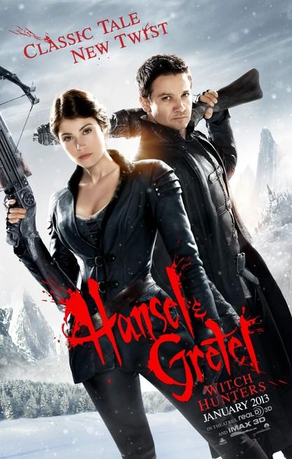 1/7 - Hansel & Gretel: Cacciatori di streghe
