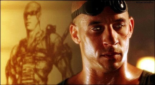 1/7 - Riddick