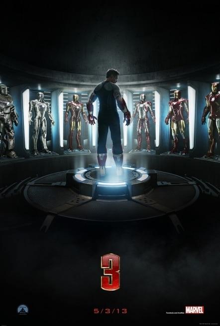 2/7 - Iron Man 3