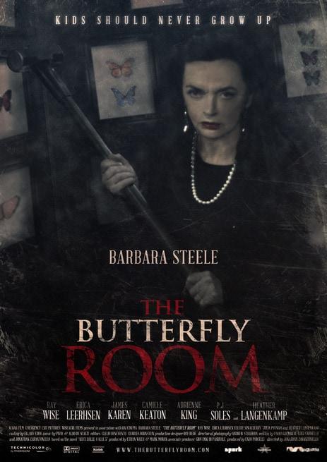 1/7 - The Butterfly Room - La stanza delle farfalle