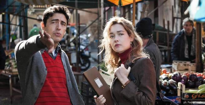Pierfrancesco Diliberto, Cristiana Capotondi