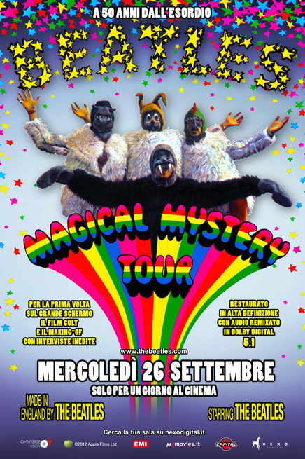 1/0 - Magical Mystery Tour