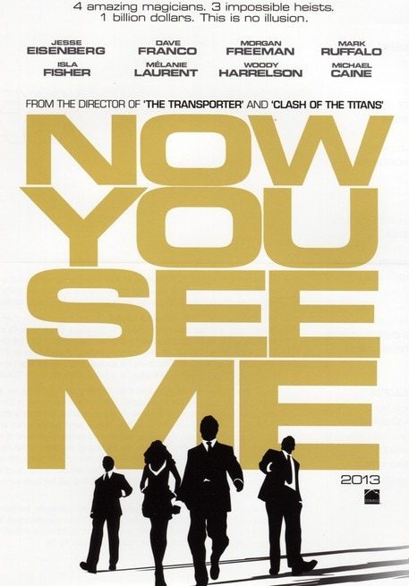 2/7 - Now You See Me - I maghi del crimine