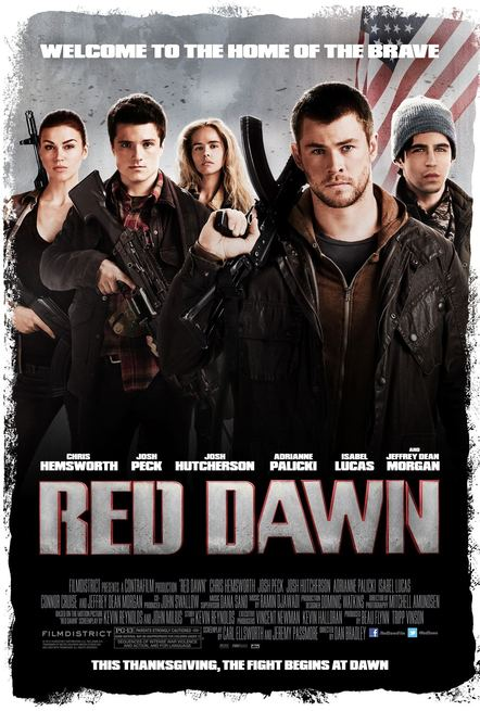 0/7 - Red Dawn - Alba rossa