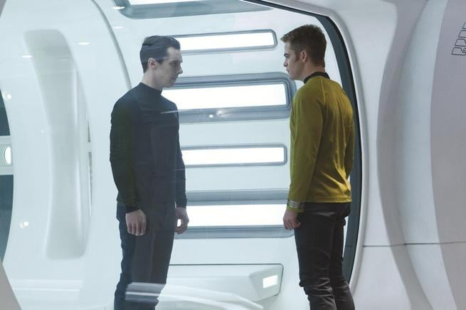1/7 - Star Trek Into Darkness